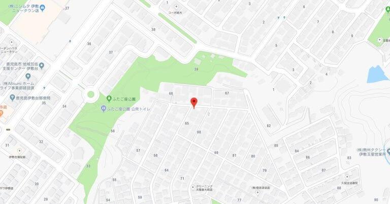 map下伊敷3丁目977番10