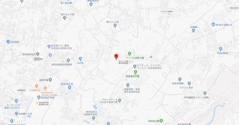 map吉野町4952-22アイリスガーデン