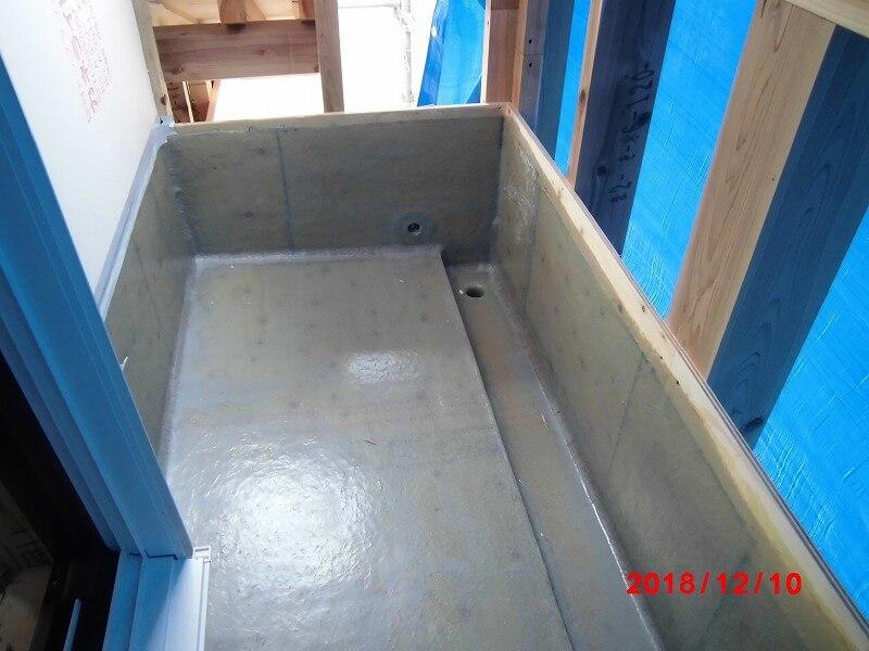 ベランダ防水工事