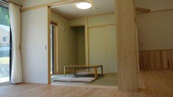 妙円寺団地モデル和室