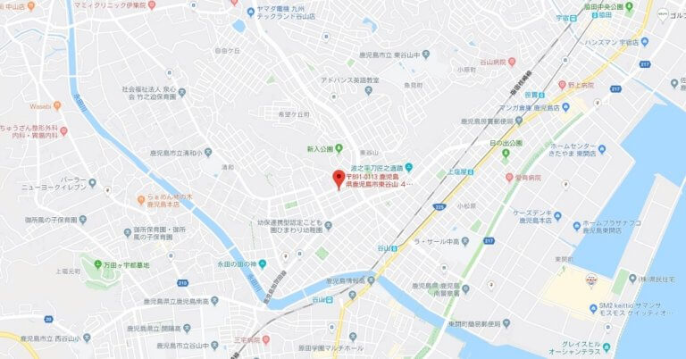 map東谷山4丁目27-11