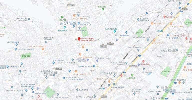 map東谷山4丁目19-8