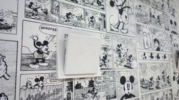 AY様邸子供室壁紙