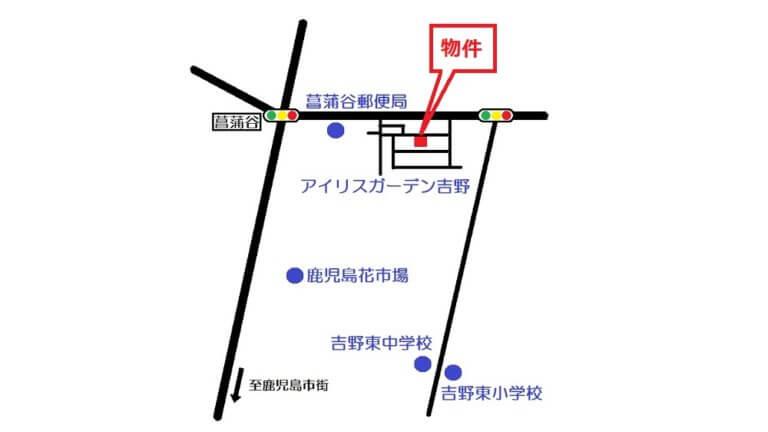 map吉野町4952-22