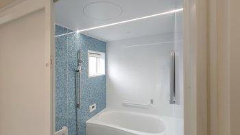 姶良市H様邸浴室