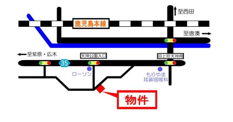 map田上2丁目25-6