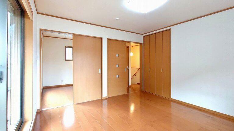 田上2丁目25-62F寝室