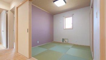 妙円寺平屋モデルハウス和室